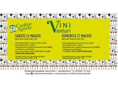 L'Azienda vinicola Venturi di Castelleone di Suasa aderisce a Cantine Aperte 2018