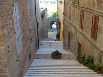 Ostra Vetere, centro storico