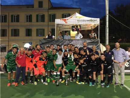 Corinaldo Calcio a 5 conquista anche l'ultimo trofeo della stagione sportiva marchigiana, la Supercoppa