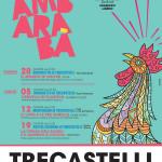 Ambarabà 2018 a Trecastelli - locandina