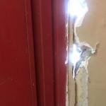 Situazioni di degrado e abbandono alla Cittadella dello Sport di Ostra Vetere