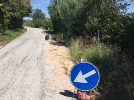 Via Pezzolo ad Ostra Vetere