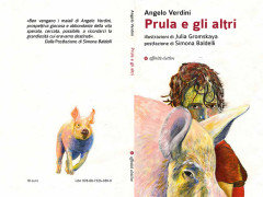 """Copertina """"Prula e gli altri"""" di Angelo Verdini"""