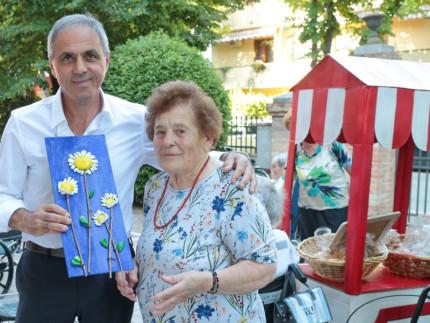festa dei nonni a Trecastelli