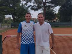 Andrea Bolognesi e Alessandro Angeletti