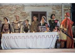 Festa Castellana a Scapezzano di Senigallia