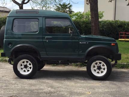 Il Suzuki rubato