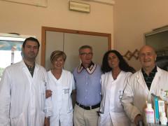 Donazione ANC all'Ospedale di Arcevia