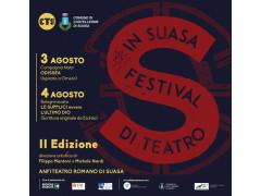 InSuasa festival di teatro 2018
