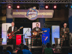 I Lucky Lucianos al Summer Jamboree 2018
