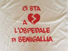 Maglietta pro-ospedale di Senigallia
