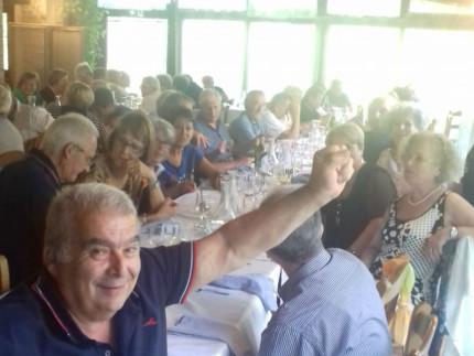 """Castelleone di Suasa, 35° raduno dei """"giovani"""" delle classi '46 '47 ' 48"""