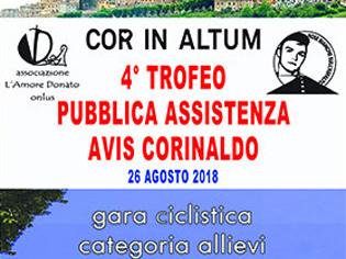 4° Torneo Pubblica Assistenza Avis Corinaldo