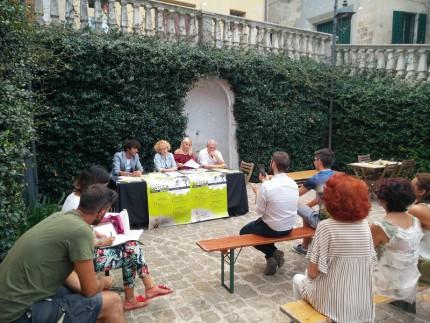 Presentazione Festival di Danza Urbana a Corinaldo