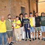 Premiazioni del Trofeo Pubblica Assistenza 2018 di Corinaldo