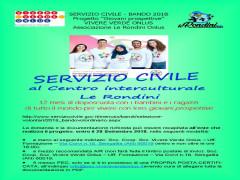 Servizio civile con Le Rondini