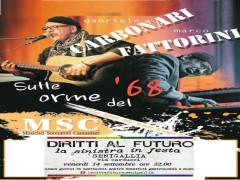 Gabriele Carbonari e Marco Fattorini, live