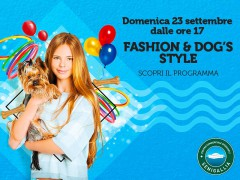 Fashion & Dog's Style all'Ipersimply di Senigallia