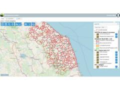 Portale web per la prevenzione del rischio sismico nelle Marche