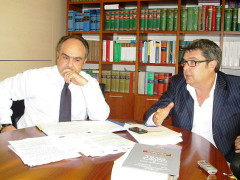 Massimo Bello e Massimo Olivetti
