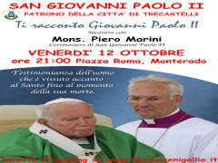 Ricordo Giovanni Paolo II