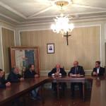 Castelleone di Suasa, Municipio, Sala Consiglio