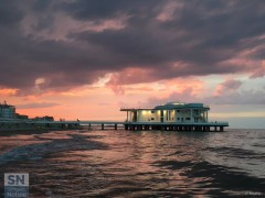 Rotonda al tramonto - foto di Francesco Memè