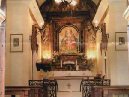 Madonna Montevago ad Arcevia