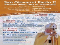 Festeggiamenti Giovanni Paolo II