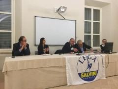 Conferenza della Lega a Ostra Vetere
