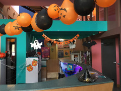 Open day ad Halloween al Nirvana Club di Senigallia