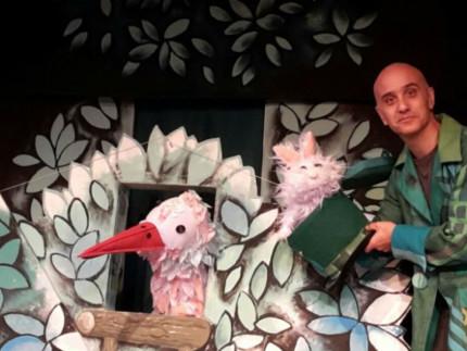"""Scuola di magia"" del Teatro verde"