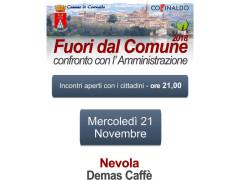 """A Corinaldo """"Fuori dal Comune"""""""