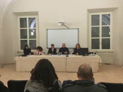 Incontro a Ostra Vetere organizzato dal Comitato Unionexit
