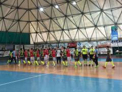 Corinaldo Calcio a 5, Palasport Corinaldo