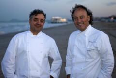 Gli Chef Uliassi e Cedroni