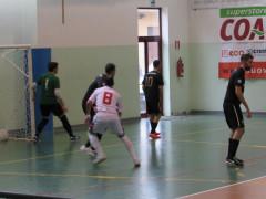 Calcio a 5: Corinaldo - Civitella Pro 0-5