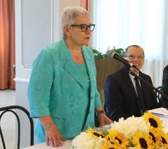 Paola Petrini - Presidente BCC Ostra e Morro d'Alba