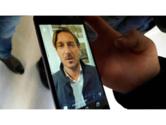 il Video di Totti per Michele