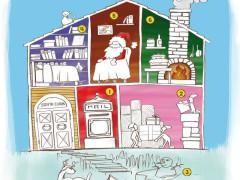 Il palazzo di Babbo Natale