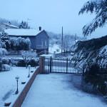 Neve a Pianello di Ostra