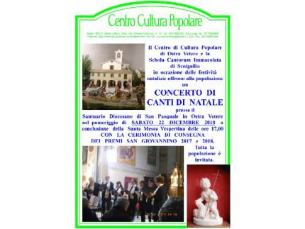 Concerto Ostra Vetere