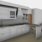Progettazione in 3D Render da Birarelli Arredamenti a Casine di Ostra