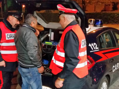 Etilometro, alcoltest, Carabinieri, guida in stato di ebbrezza