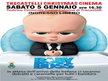 """Baby Boss"", cartone animato"