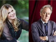 Debora Caprioglio e Corrado Tedeschi