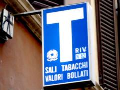 Tabaccai, Tabacchi