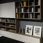Birarelli Arredamenti - libreria Novamobili