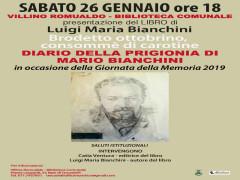 Diario prigionia Bianchini