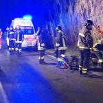 Auto contro autocarro: incidente mortale a Passo Ripe di Trecastelli